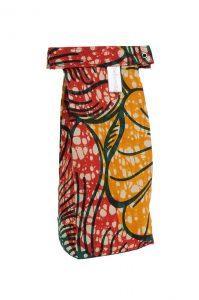 The Coffee Bean Bag, African Rising print