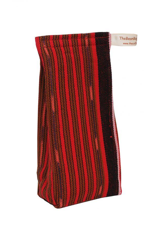 Guatemalan Red Stripe Holiday gift